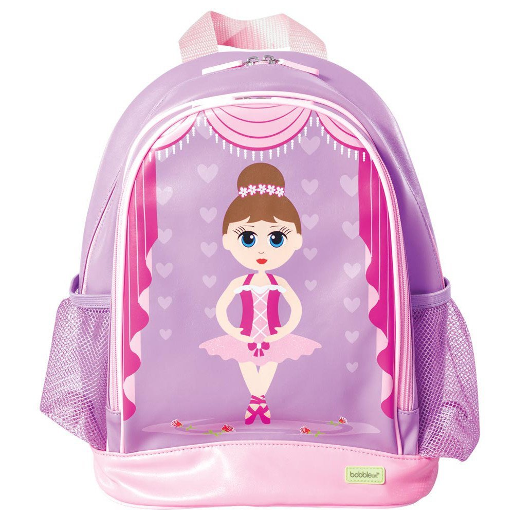 4c7b30e9bbca BobbleArt Small Backpack - Ballerina