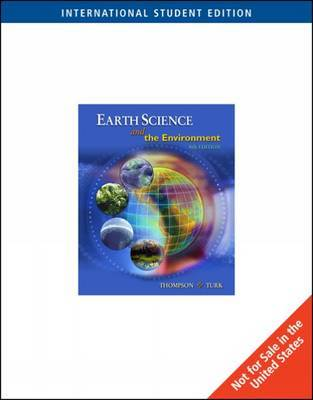 Earth Science and the Environment by Graham Thompson image