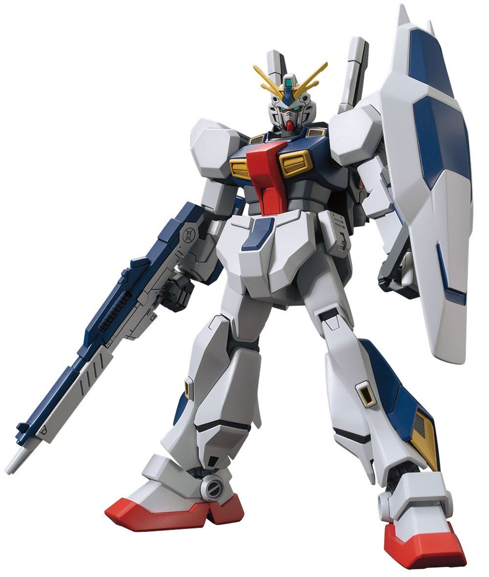 HGUC 1/144 RX-78AN-01 Gundam AN-01 Tristan - Model Kit image