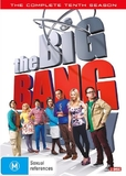 The Big Bang Theory - Season 10 on DVD