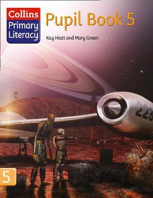 Pupil Book 5 by Kay Hiatt image