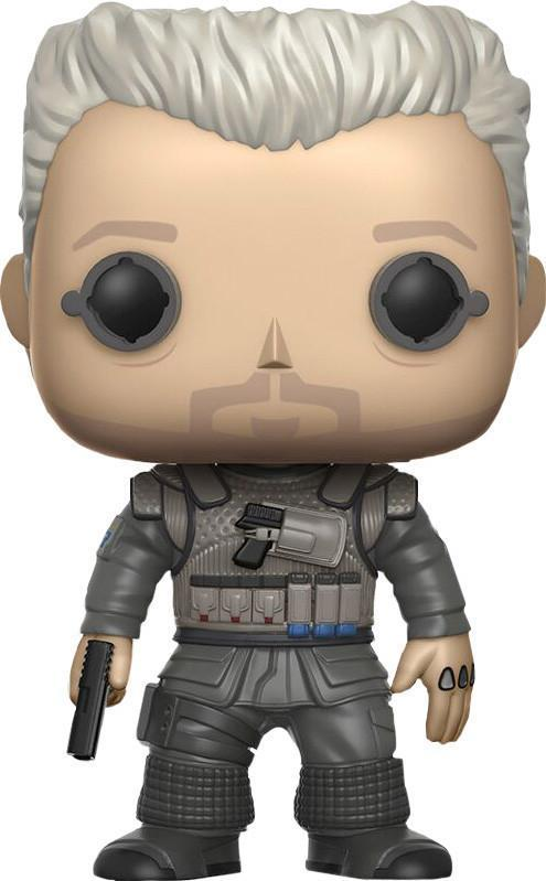 Ghost in the Shell - Batou Pop! Vinyl Figure