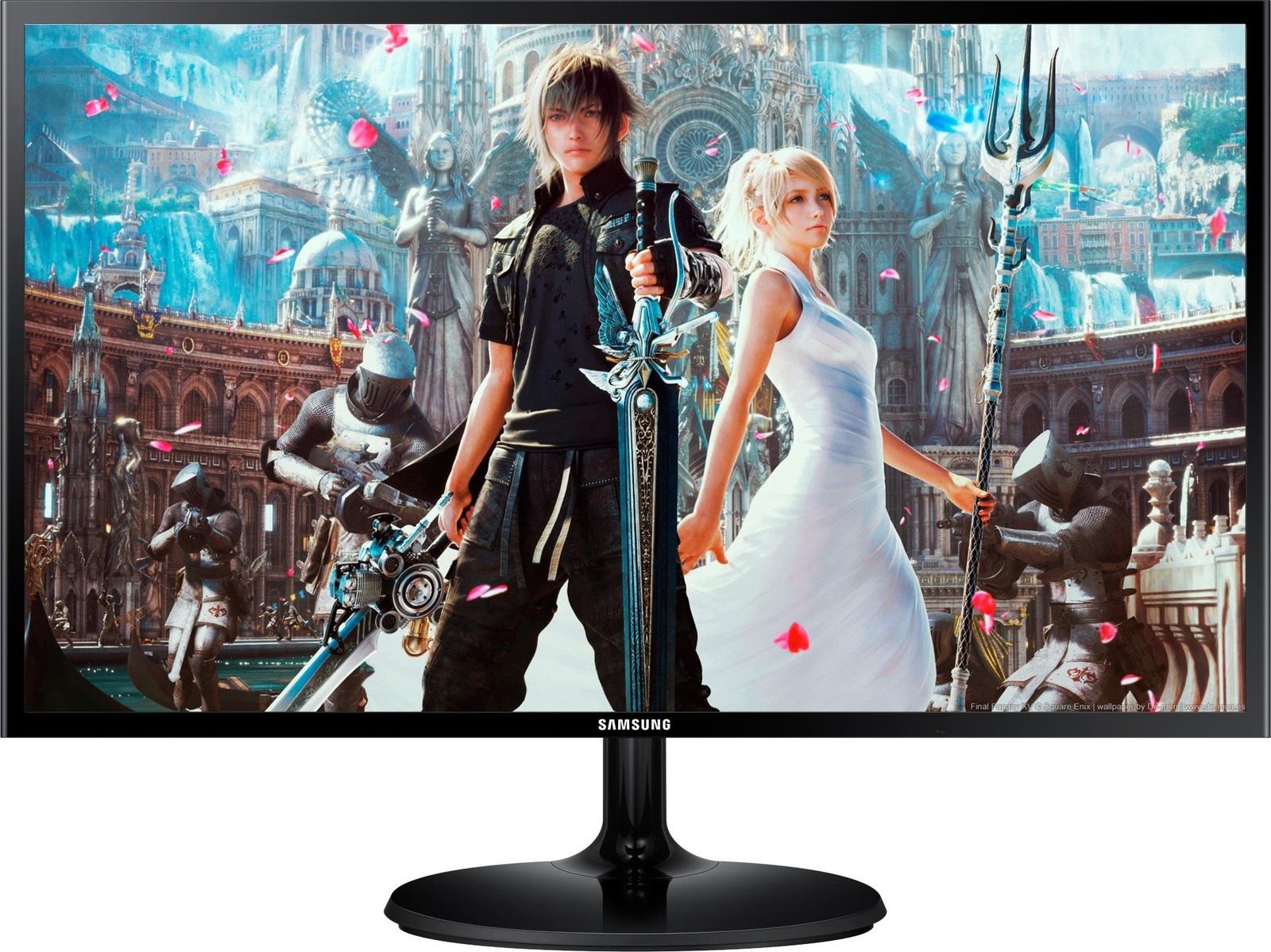 "24"" Samsung 4ms FreeSync FHD Gaming Monitor image"