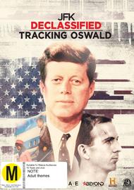 JFK Declassified: Tracking Oswald on DVD