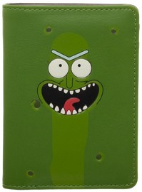 Rick and Morty: Pickle Rick - Bifold Wallet