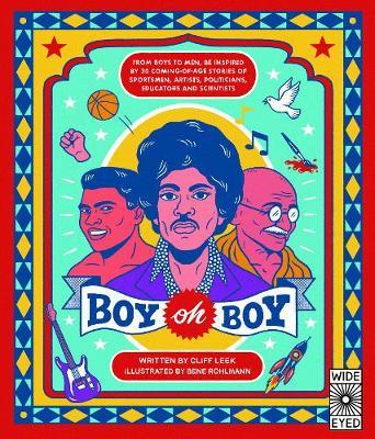 Boy oh Boy by Cliff Leek image