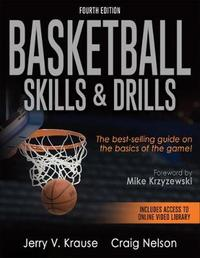 Basketball Skills & Drills by Jerry Krause