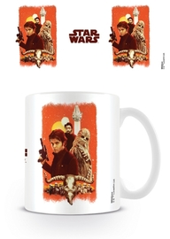 Star Wars Solo - Friends And Enemies Mug