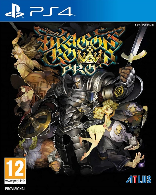Dragon's Crown Pro for PS4