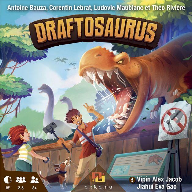 Draftosaurus - Drafting Game