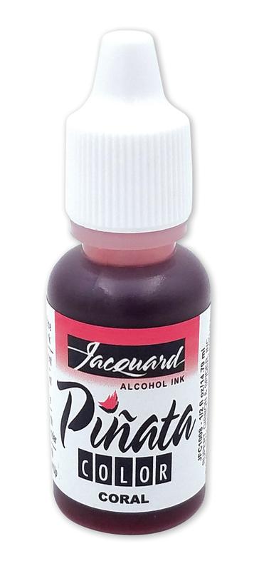 Jacquard: Pinata Alcohol Ink - Coral 008 (14.79ml)