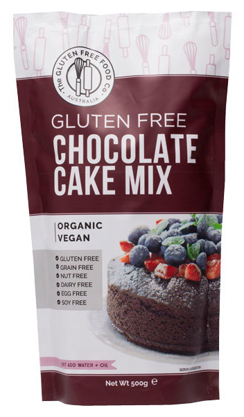 Gluten Free Chocolate Cake Mix (500g)