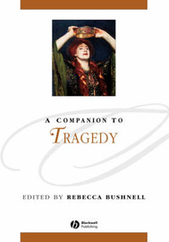 A Companion to Tragedy image