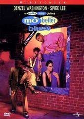 Mo Better Blues on DVD