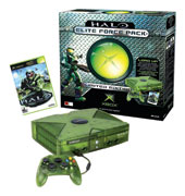 Xbox Console Elite Force Limited Edition Pack for Xbox