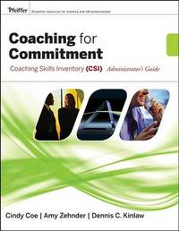 Coaching for Commitment by Dennis C Kinlaw image