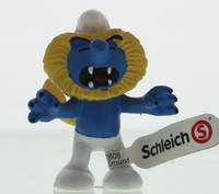 The Smurfs - Astrology Smurf: Leo