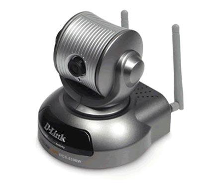 D-Link Securicam Network Wireless Internet Camera DCS-5300W