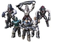 Meccano Gears of War Series 1 Blind Pack