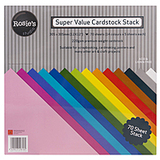 Rosie's Studio Cardstock - 30 x 30cm 70 sheets 220gsm