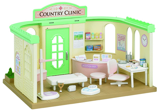 Sylvanian Families: Country Clinic image