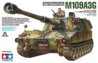 Tamiya German Bundeswehr M109A3G 1/35 Kitset Model