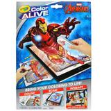 Crayola: Colour Alive – Avengers