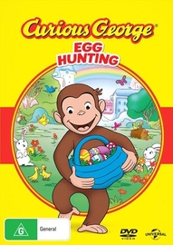 Curious George: Egg Hunting on DVD