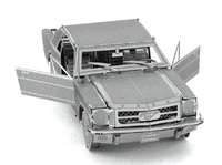 Metal Earth: 1965 Ford Mustang Coupe - Model Kit image