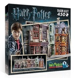Harry Potter: 450pc 3D Puzzle (Diagon Alley)