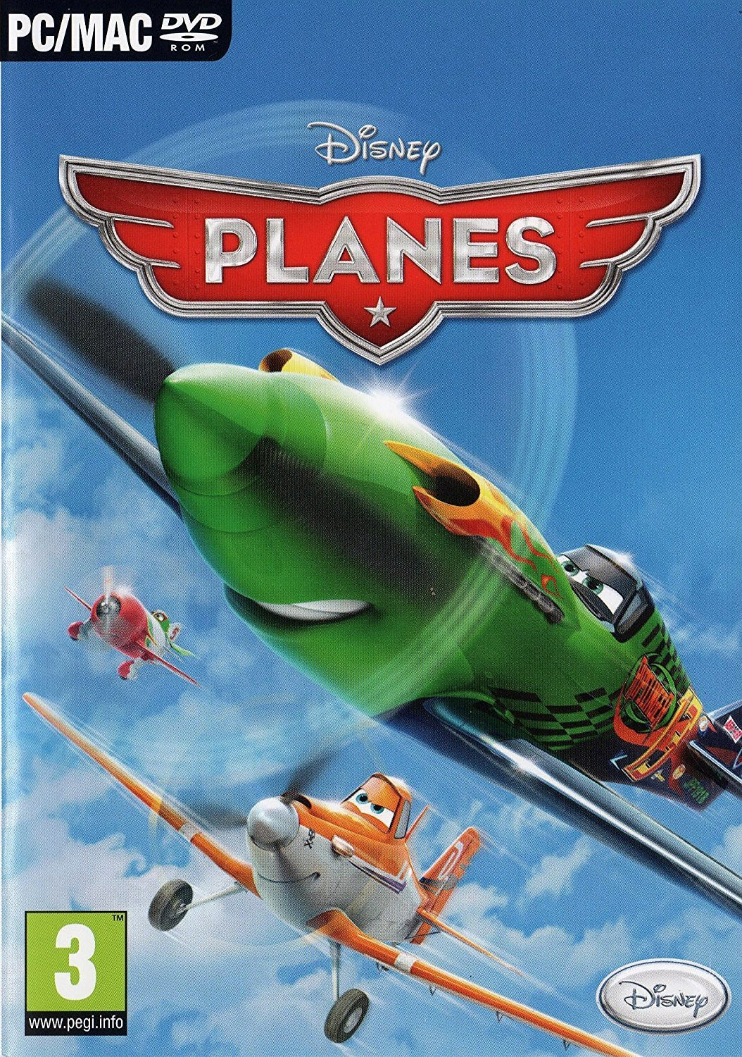 Disney's Planes: The Videogame for PC Games image