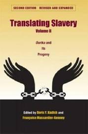 Translating Slavery v. 2; Ourika and Its Progeny image