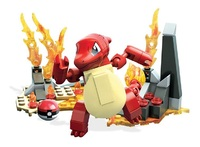 Mega Construx: Pokemon Evolution Set - Charmeleon