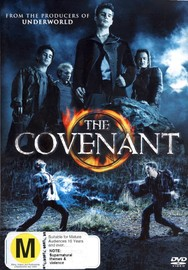 The Covenant on DVD image
