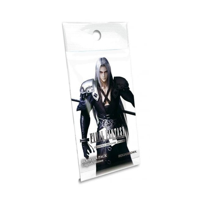 Final Fantasy: Trading Card Game - Opus III Single Booster image