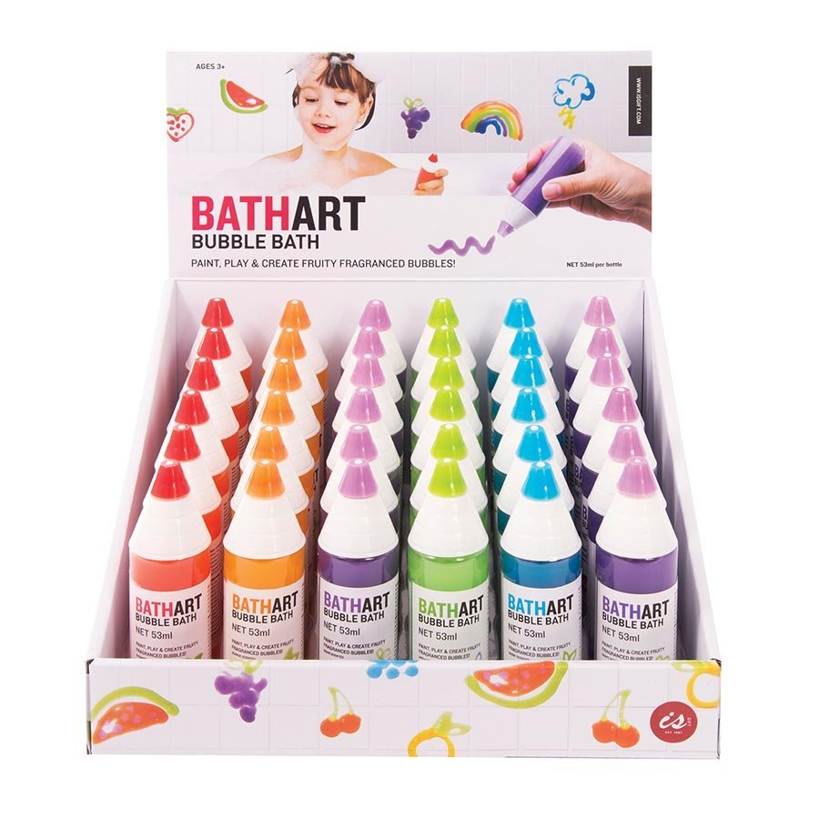 Bath Art - Bubble Pen (Assorted Colours) image