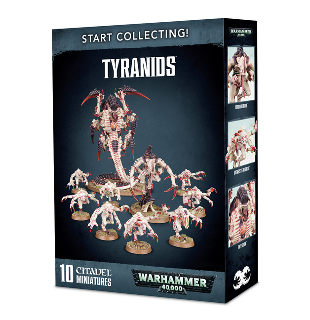 Warhammer 40,000: Start Collecting! Tyranids