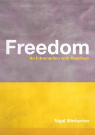 Freedom by Nigel Warburton image