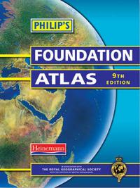Philip's Foundation Atlas image