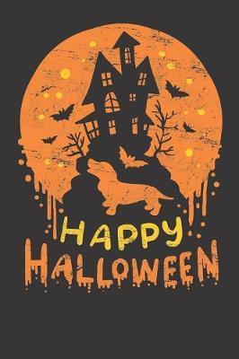 Halloween Dachshund Notebook by Zulumanilla Publishing