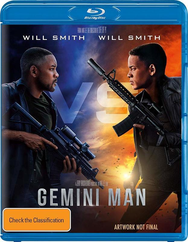 Gemini Man on Blu-ray