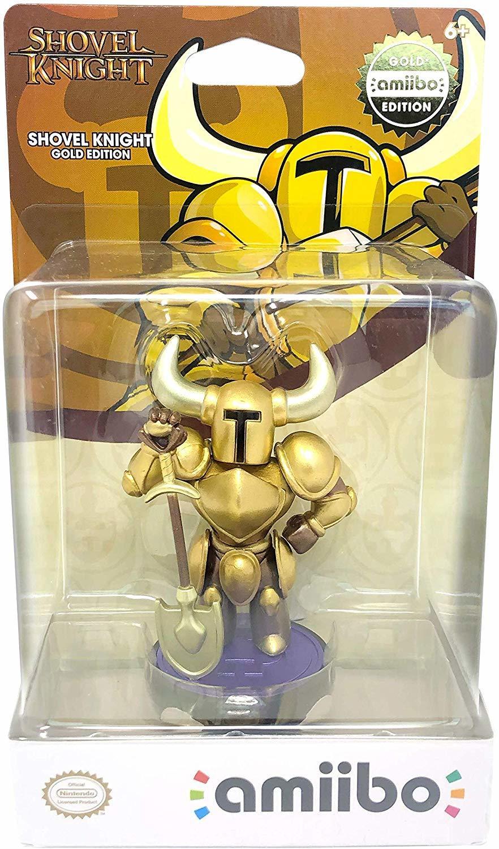 Nintendo Amiibo Shovel Knight Gold Edition for Switch image