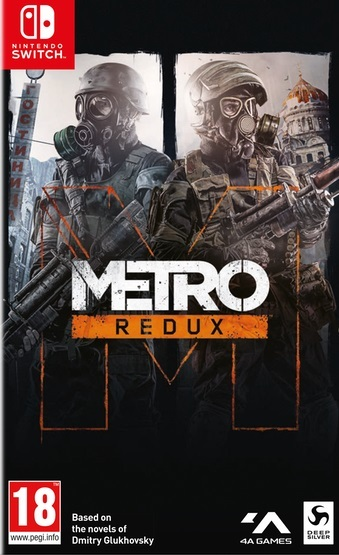Metro Redux for Switch