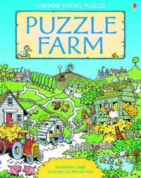 Puzzle Farm by Susannah Leigh image