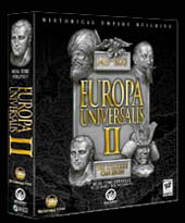 Europa Universalis II for PC Games