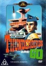 Thunderbirds Are Go - The Movie on DVD