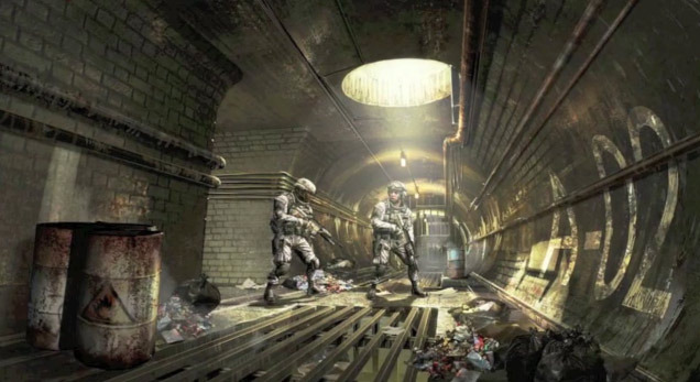 Code call of duty mw3 ps3 survie