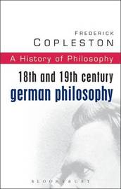History of Philosophy: Vol 7 by Frederick C Copleston image