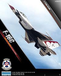 Academy F16C Thunderbird 2009/10 1/72 Model Kit