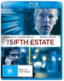The Fifth Estate on Blu-ray